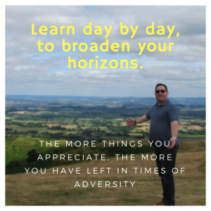 Broaden your Horizons
